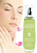 ORGANIC SKIN CARE Bulgarian Rose Oil BY ALPHA NEW YORK 100 ml. / 3.38 fl.oz.