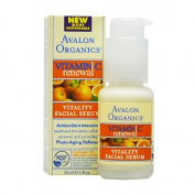 Avalon Organics Vitality Facial Serum Vitamin C - 30ml Avalon Organics Vitality Facial Serum Vit