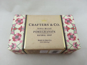 Crafters & Co. Pomegranate Scented 240ml Bar Soap