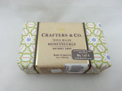Crafters & Co. Honeysuckle Scented 240ml Bar Soap