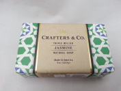Crafters & Co. Jasmine Scented 240ml Bar Soap