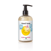All Natural Kids Soap - Emoji Liquid Hand Soap - Unscented, 350ml
