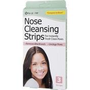 3 Item Combo 1 Nose Cleaning Strips(3)/1 Nu-pore Anti-puff & Dark Circle Eye Treatment Mask and 1 Moisturising Socks