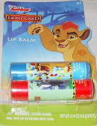 Disney Junior The Lion Guard Lip Balm - 5.1cm Package - Cherry and Blueberry Flavours