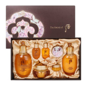 The history of Whoo Gongjinhyang Special 3pcs Set