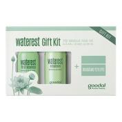 Goodal Waterest Gift Kit (Goodal Waterest First Essence (23ml), Goodal Waterest Emulsion (23ml), Goodal Moisture Barrier Cream