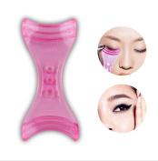 Aile Rabbit Ladies Eyeliner Template Stencil Shaper Makeup Tool for Beginners