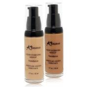 Khasana Foundation Liquid Hydrating Makeup Nro. 11 Matte Beige