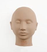 Charlene Erasable Makeup Mask for Makeup Training and Practising