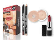Bella Pierre Lip Contour & Highlighting Kit - Natural By Bella Pierre