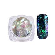 Alonea Nail Art Gorgeous Chameleon Mirror Powder Manicure Chrome Pigment Glitters