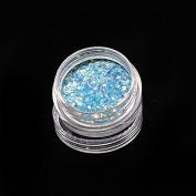 1Bottle Shinny Colourful Nail Glitter Powder Dust 3D Nail Art Decorations Nail Art Acrylic Tips UV Gel DIY Tools NC342