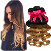 Violet Beauty 7A 100% Unprocessed Brazilian Virgin Hair Body Wave 3 Bundles Human Hair Extensions No Shedding No Tangle