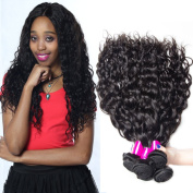 Brazilian Virgin Hair Water Wave weave Human Hair 4 Bundles Unprocessed Human Hair Weave Extensions 16 18 20 60cm