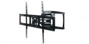 Arctic TV Flex L - Full Motion Wall Mount bracket for 49 - 220cm LED / LCD / Plasma TV fits, Up to 60kg weight capacity - Black
