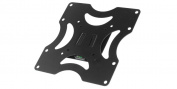 Arctic TV Basic S - Slim Fixed Wall Mount bracket for 19 - 140cm LED / LCD / Plasma TV fits, Up to 37kg weight capacity - Black