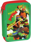 Turtles - Pencil Case with Stationary included