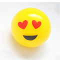 Pizies Squishy Toys,Cute Slow Rising Squishies,Stress Relief Soft Kawaii Expression Cartoon Round Smiley Face 6CM