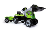 """Smoby 19305803680cm Farmer Loader"""" Ride On Tractor"""