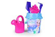 "Smoby 7600862040 Sand Bucket Set ""Frozen"" with Watering Can"