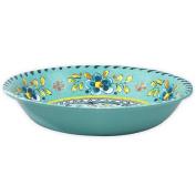 Le Cadeaux Madrid Salad Bowl, 35cm , Turquoise