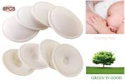 Bllatta Washable Nursing Pads - Reusable Breast Pads,Bra pads, Leakproof, Ultra soft, Waterproof, Hypoallergenic breastfeeding pads, absorbent pads