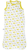 Kyte BABY Sleeping Bag for Toddlers 6 - 18 Months - Made of Soft Bamboo Material - 0.5 Tog - Safari