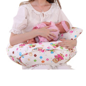 ISHOWStore Breastfeeding Nursing Pillow Baby Feeding Pillow Newborn Baby Support Cushion