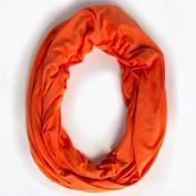 Loop-dee Burnt Orange Nursing Infinity Scarf