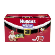 HUGGIES Little Movers Nappies, Step 5, 66 Count