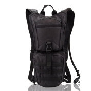 Holzsammlung Hydration Pack, 3 Litre Water Bladder Backpack for Cycling, Hiking, Camping etc.