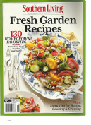 SOUTHERN LIVING, SPECIAL RECIPE & GARDENING ISSUE* 130 HOMEGROWN favourites )