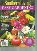 SOUTHERN LIVING EASY GARDENING, 2012
