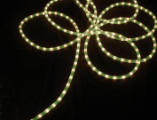 5.5m Lime Green Indoor/Outdoor Christmas Rope Light Decoration