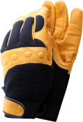 Town & Country Large Comfort Fit Premium Gardening Gloves for Men