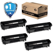 UniVirgin Compatible Q2612A Toner Cartridge Replacement for HP Q2612A 12A for use in HP LaserJet 1010 1012 1015 1018 1020 1022 3015 3020 3030 3050 3052 3055
