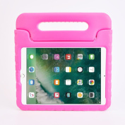 2017 iPad Pro 9.7 iPad Air 3 Case - TIRIN Super Light Shock Proof Handle Stand Kids Case for 2017 New Relese iPad Air 3, iPad Pro 25cm Display Tablet - Rose
