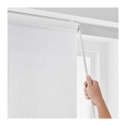 Ikea Vidga Draw Rod 110cm White 002.991.18