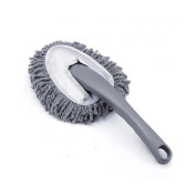 Weimostar Multi-functional Car Home Kitchen Computer Microfiber Duster Cleaning Brush Dusting Tool Mop