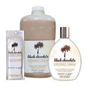 Black Chocolate Coconut Cream 200x Bronzer Trio