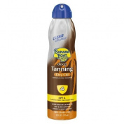Banana Boat Deep Tanning UltraMist SPF4 Clear Dry Oil Sunscreen TRG
