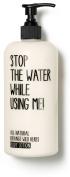 Stop The Water While Using Me! - Organic / Vegan Orange Wild Herbs Body Lotion