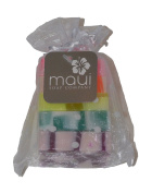 Maui Soap Company Rainbow Soap Gift Set 5 Mini Handmade Hawaiian Soaps
