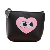 Misaky Women Girls Cute Fashion Coin Purse Wallet Bag Change Pouch Key Holder