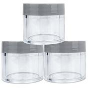Beauticom Clear 30ml Plastic Jar (Available Colours