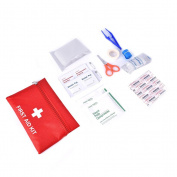 Noxus Bros Emergency Survival First Aid Kit Treatment Pack Outdoor Sport Travel Medical Bag