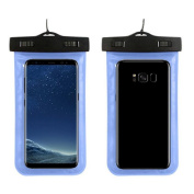 For Galaxy S8 Plus Case,HP95(TM) Fashion Waterproof Travel Swimming Bag Hiking Case Cover for Samsung Galaxy S8+ 16cm