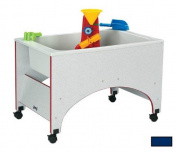 Space Saver Sensory Table Navy