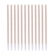 Jocestyle 300pcs Cotton Swab with Wooden Handle Makeup Applicator Cotton Swabs Wood Sticks