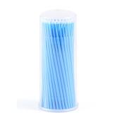 Dragon Grain & 100 Pcs Micro Brushes Cotton Swab Eyelash cleansing Disposable Cotton Swab Clean Bar